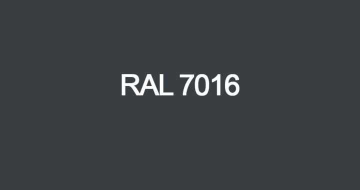 ral 7016