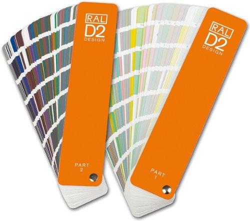 nuancier ral d2 design