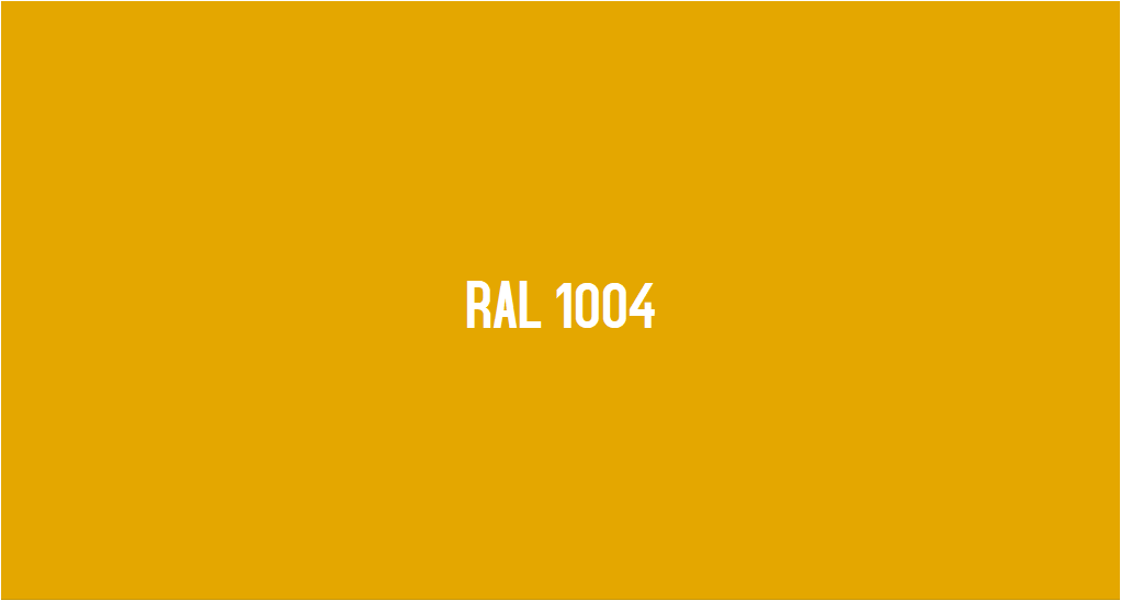 ral 1004