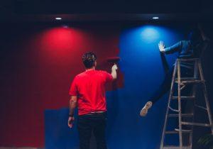 comment peindre mur