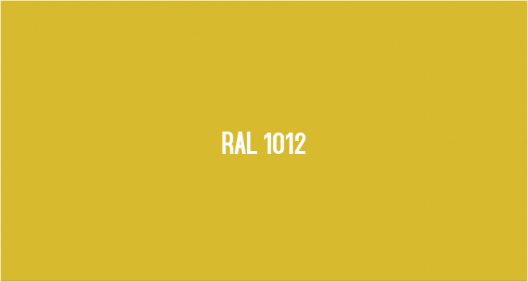 RAL 1012