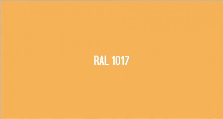 RAL 1017