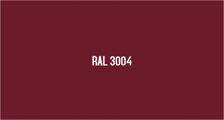 RAL 3004