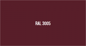 RAL 3005