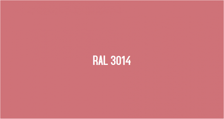 RAL 3014