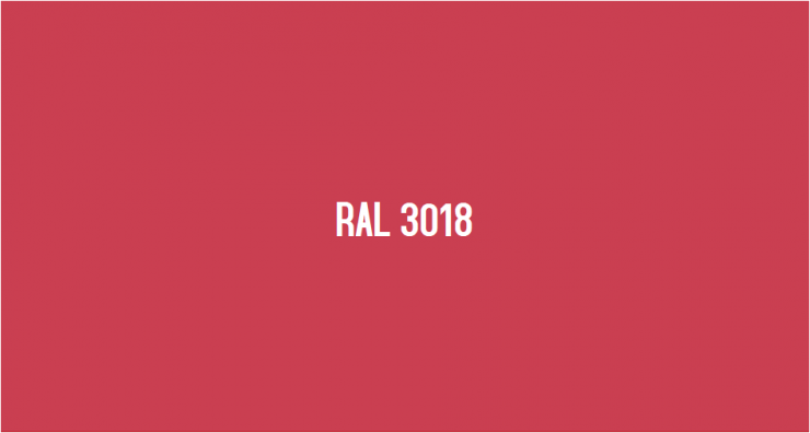 RAL 3018