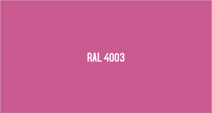 RAL 4003