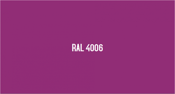 RAL 4006
