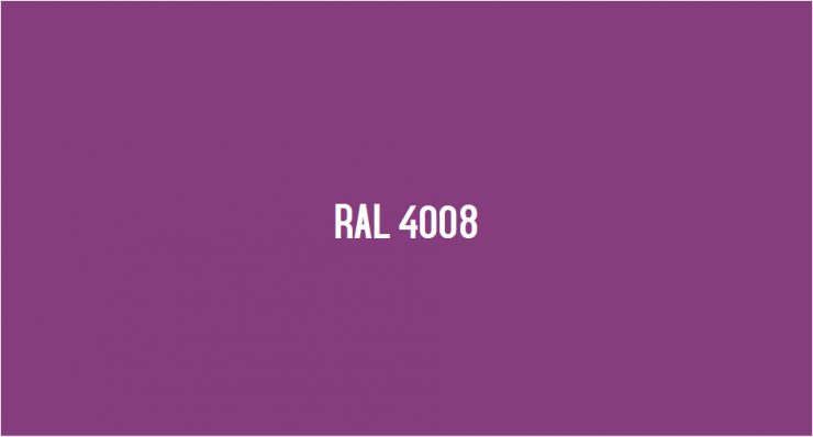 RAL 4008