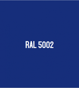 RAL 5002