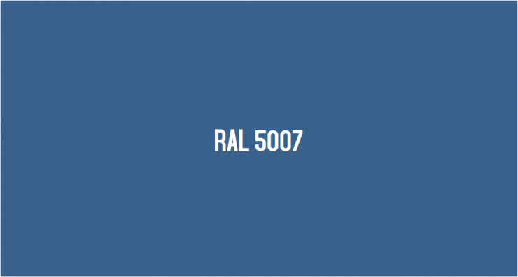 RAL 5007