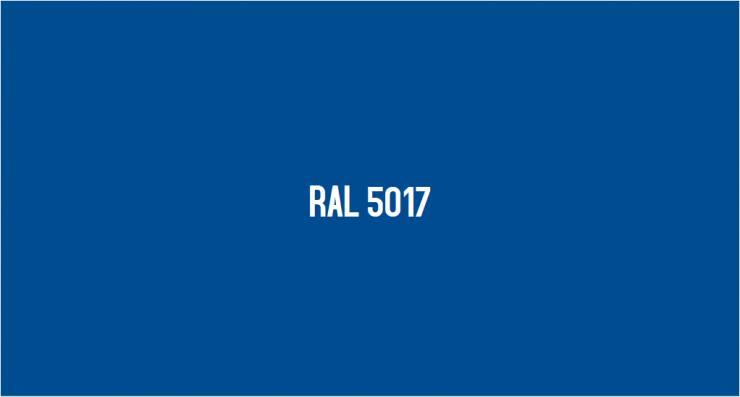 RAL 5017