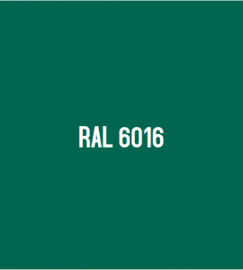RAL 6016