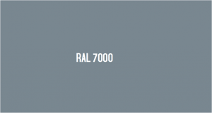 ral 7000