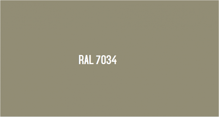 ral 7034