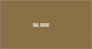 ral 8000