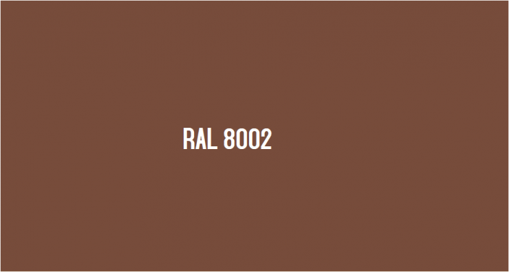 ral 8002