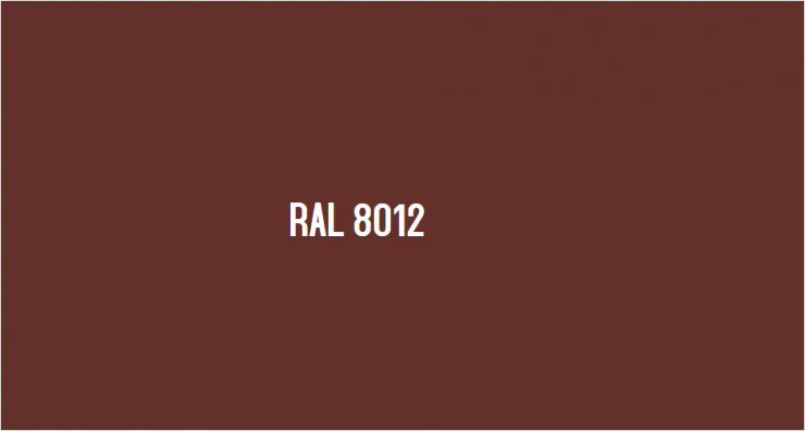 ral 8012