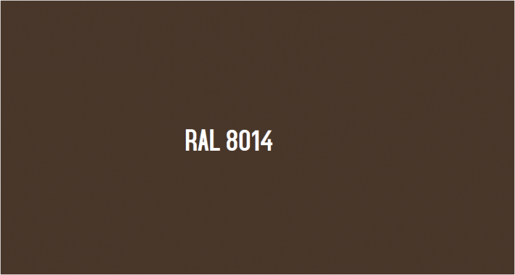ral 8014
